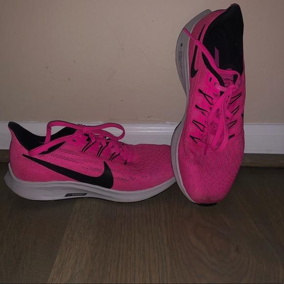 Hot Pink- Nike Air Zoom Pegasus 36